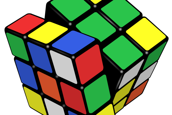 An Algorithm Solving the Rubik's Cube